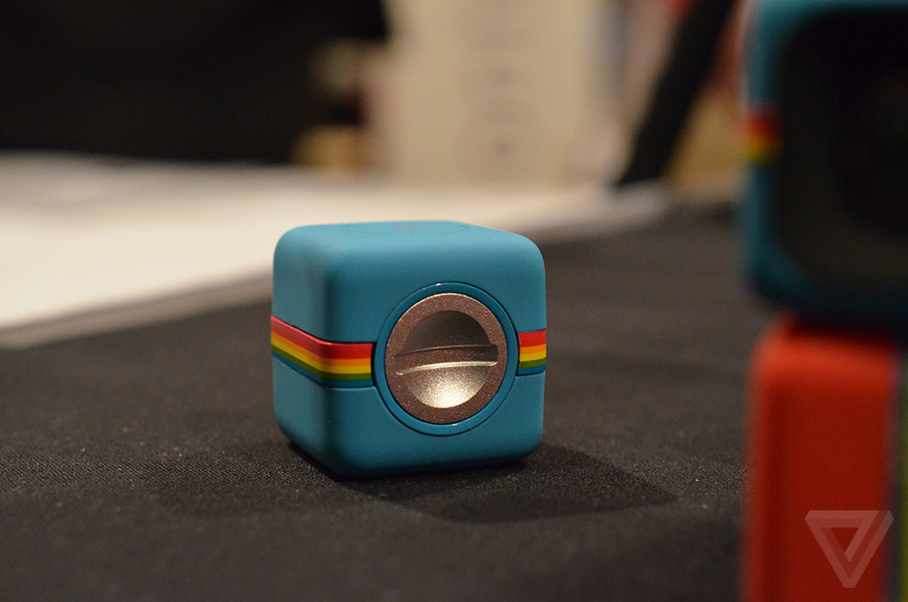 Polaroid unveils the C3 camera, extremely cute and heavy on features
