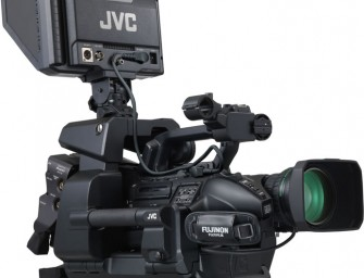 JVC unveils GY-HM890 and GY-HM850 ProHD shoulder-mount camcorders
