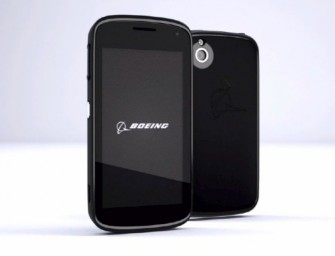Boeing introduces self-destructing 'Black Phone' for government agencies