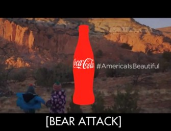 Coca-Cola Super Bowl Ad Parody sings in dolphin and Dothraki too!