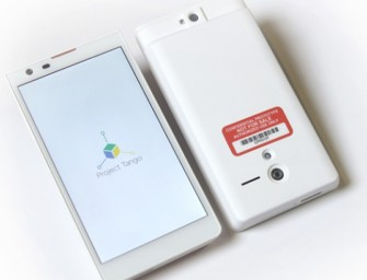 Google launches Project Tango to 3D map indoors using an Android smartphone