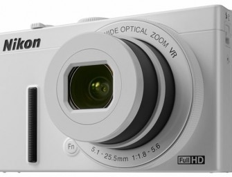 Nikon Coolpix P340 with built-in Wi-Fi offers incredible optics and great performance