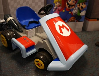 Super Mario Kart turns into a reality