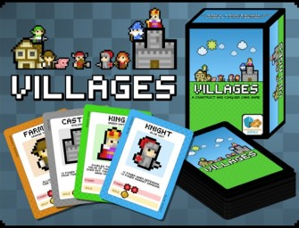 'Villages Card Game' will give Game of Thrones fans as real feel of conquest