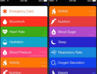 Leaks suggest Apple's Healthbook app will be a complete game changer