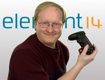 Game console modder Ben Heck comes up with one handed PS4 controller for disabled