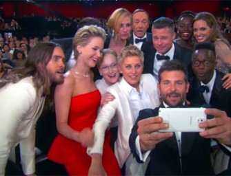 Samsung debuts its first Galaxy S5 commercial at the 86th Academy Awards