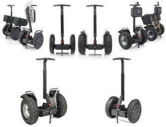 Segway launches two new PT models to target adventure-seeking customers