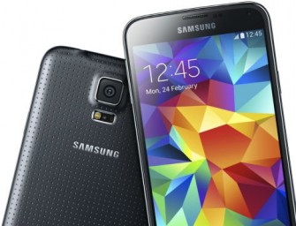 Samsung Galaxy S5 comes with a thief-proof kill-switch that locks the phone when stolen