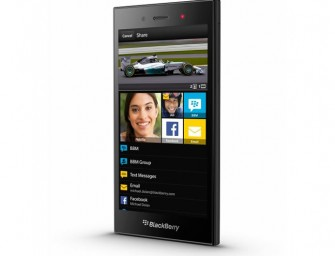Blackberry unleashes the swanky new Z3 for just about $200!