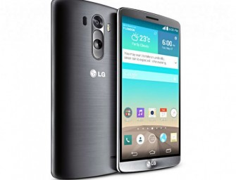 LG unveils the world's first super-smartphone with cape and all, the G3