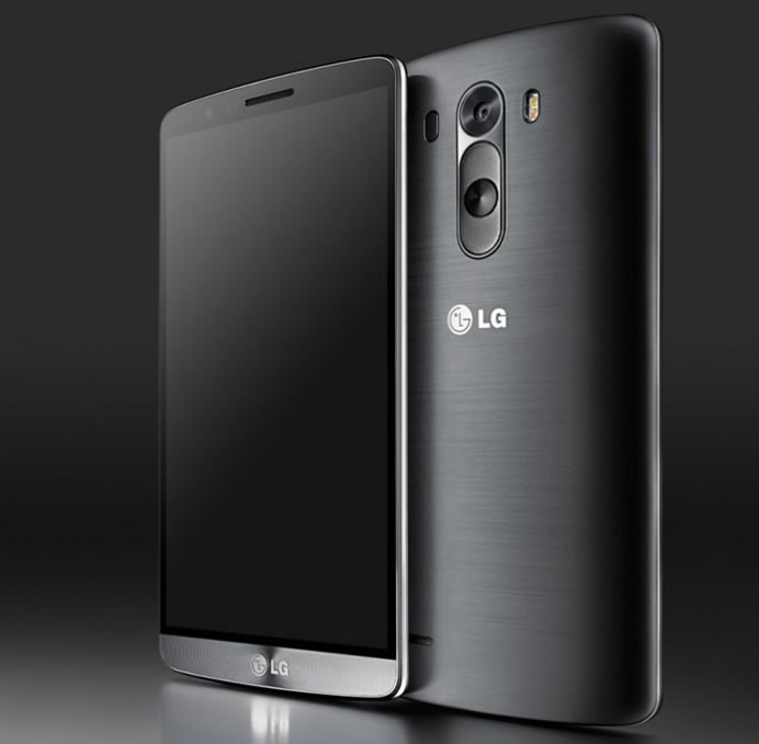 LG unveils the world's first super-smartphone with cape ...