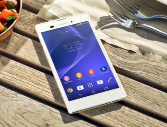 Sony unveils the world's slimmest 5.3-inch smartphone, the Xperia T3
