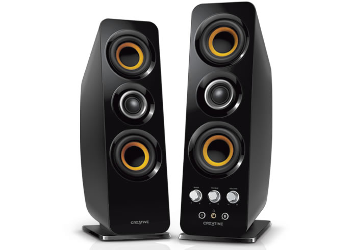 Creative T50 Wireless 2.0 speaker system