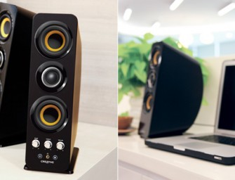 Creative T50 Wireless Signature Series 2.0 Speaker System launched