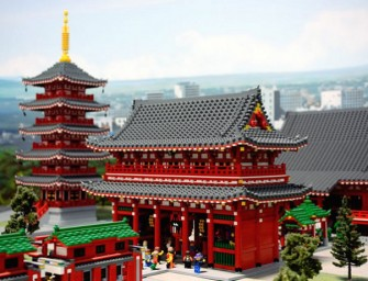 Japan to soon welcome home a 150 acre Legoland theme park
