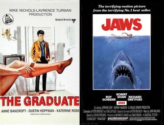 The most famous movie posters of all time