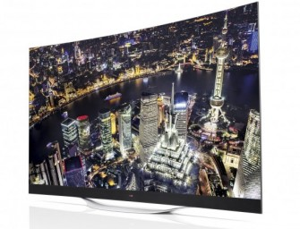 Revolution in terms of Resolution by the LG 4K Curved OLED TV