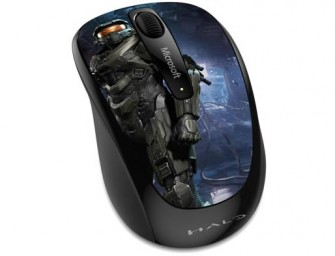 Microsoft announces a Halo-themed limited edition wireless mouse
