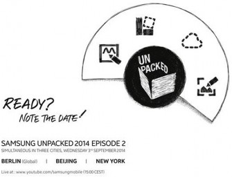 Will Samsung unleash the Galaxy Note 4 on the 3rd of September? We wait and watch…