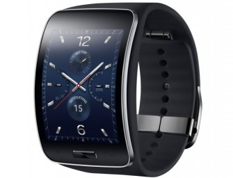 Samsung announces the sleek, incredibly beautiful and power Gear S smart watch