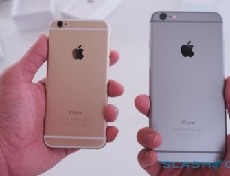 What's the Production Cost of iPhone 6 and iPhone 6 Plus?