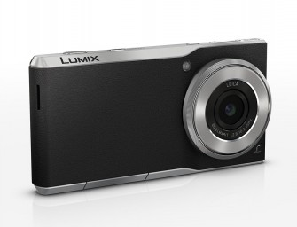 Panasonic announces Lumix DM1-CM1 the first smartphone camera hybrid
