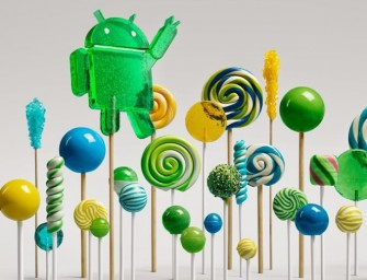 5 Tastiest Features of Android Lollipop