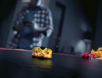 Anki Drive's virtual-real mix game zooms into Android devices
