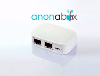 Stealthy Anonabox router raises $300k on Kickstarter in 48 hours, promises to anonymize browsing