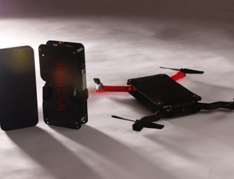 'Anura' is the pocket-drone shutterbug you have been daydreaming about