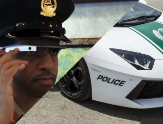 Dubai Police Force will use Google Glass to nab criminals