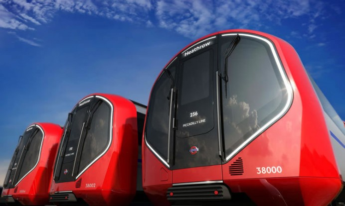 London to have Driverless Underground trains by 2020
