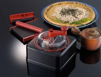 Takara Tomy announces Ie Soba Master to make Soba at home