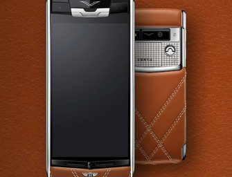 $16,000 Vertu Bentley phone has all the right attributes