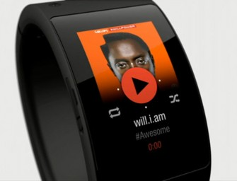 Will.i.am introduces Puls wearable wristband 'cuff' that makes calls