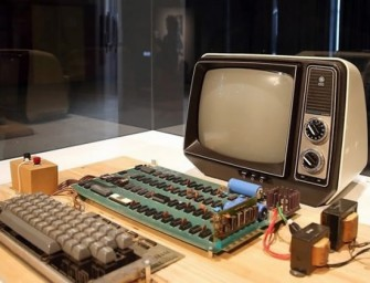 Steve Jobs' original Apple-1 goes under the hammer, expected to fetch half a million