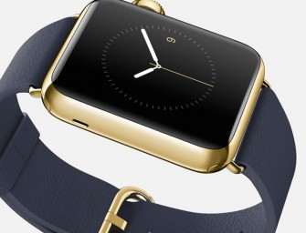The Gold Apple Watch will cost you what?!