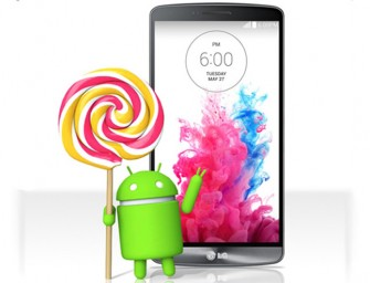 Android Lollipop upgrade comes first to LG phones in Poland