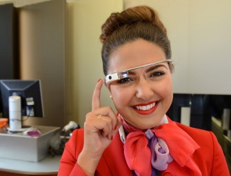 Virgin Atlantic says Google Glass Trials were a huge success