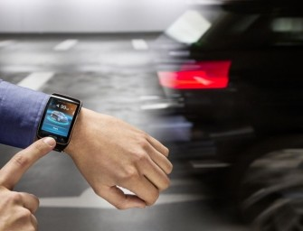 CES 2015: BMW to introduce vehicle that can be parked with your smartwatch