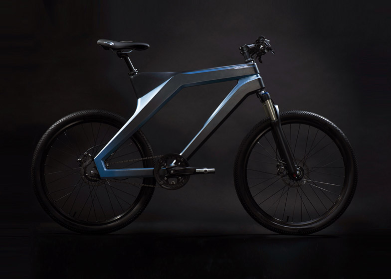 China's Dubike by Baidu comes studded with sensors for fitness freaks