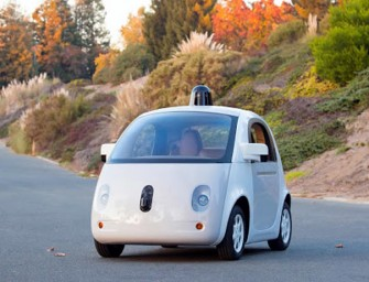 Google Releases the Prototype of its Self-Driving Car