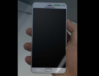Could this be the 5.5-inch Samsung Galaxy S 6?