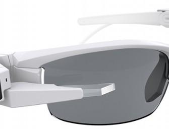 Sony announces a new concept model SmartEyeglass Attach
