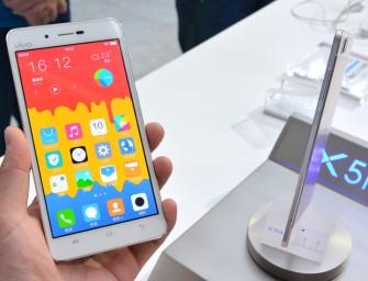 Vivo's X5Max is world's thinnest smartphone