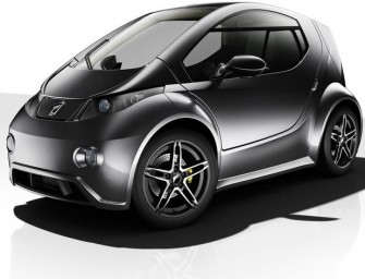 Little electric car Colibri set for production