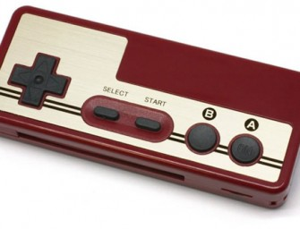 This isn't Famicon's Player One, it's a damn cool battery pack!