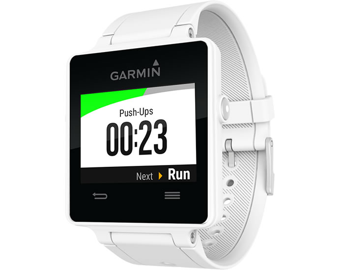 Garmin Enters the Smartwatch Race with the Vivoactive ...