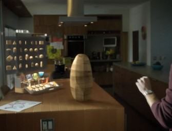 Enter HoloLens, Microsoft's Entrant into the Augmented Reality Race